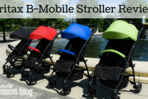 Britax B-Mobile Stroller Review