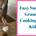 Easy Summer Granola: Cooking with Kids