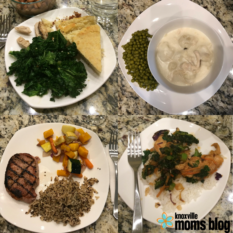 Soup Kitchen Knoxville: Simple Dinner Rotation