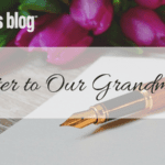 A Letter To Our Grandmothers on Mother's Day