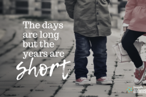 Days are Long but the Years are Short