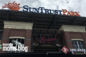 Suntrust Park Tips