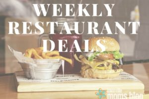 Weekly Restaurant Deals