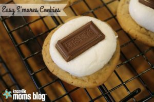 easy smores cookies 2