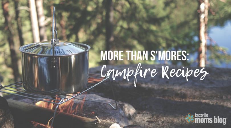 Campfire Recipes {nootsmores!}