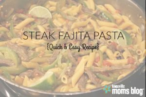 steak fajita pasta hero