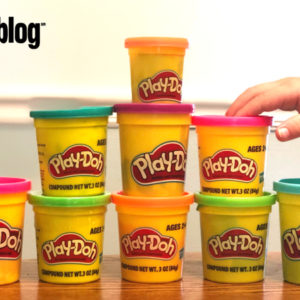 Your Kid Needs Play Doh