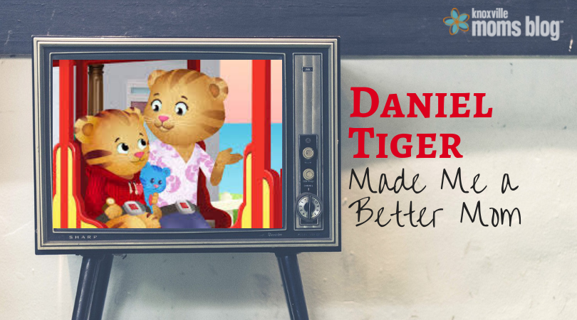 Daniel Tiger Made Me a Better Mom