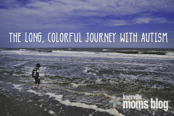 The Long, Colorful Journey with Autism