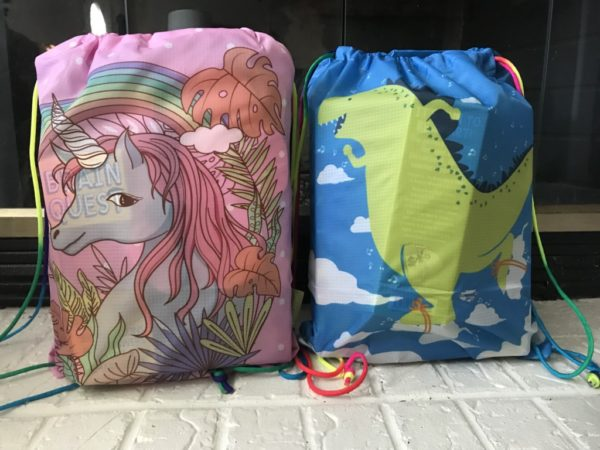 Busy Bag Ideas for New Sibling Gift