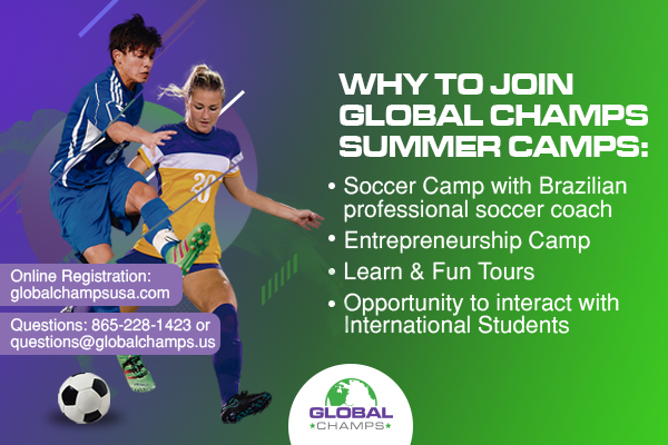 Global Champs Summer Camps