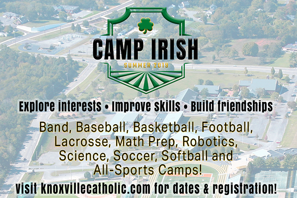 Knoxville Catholic Summer Camps