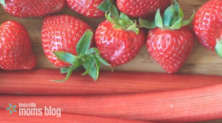 STRAWBERRY RHUBARB Recipe
