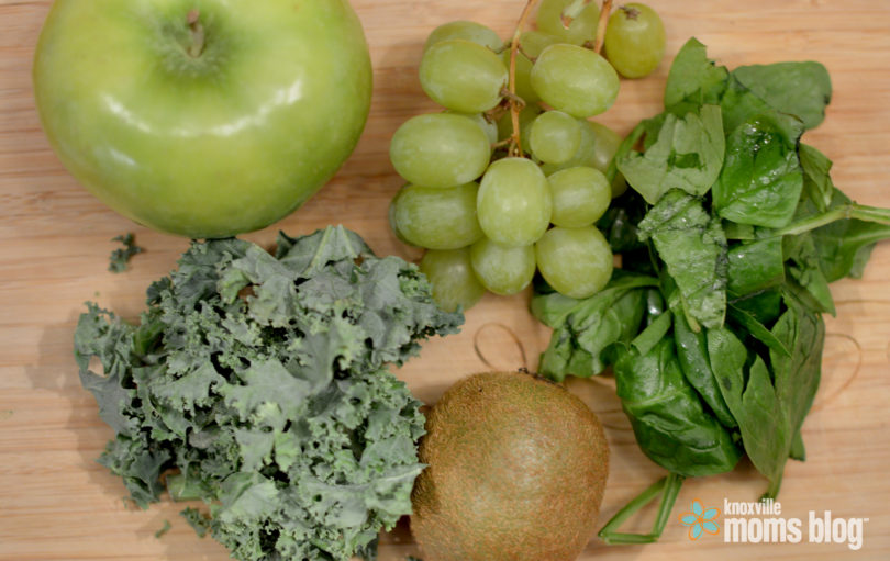 Easy but Tasty Green Smoothie