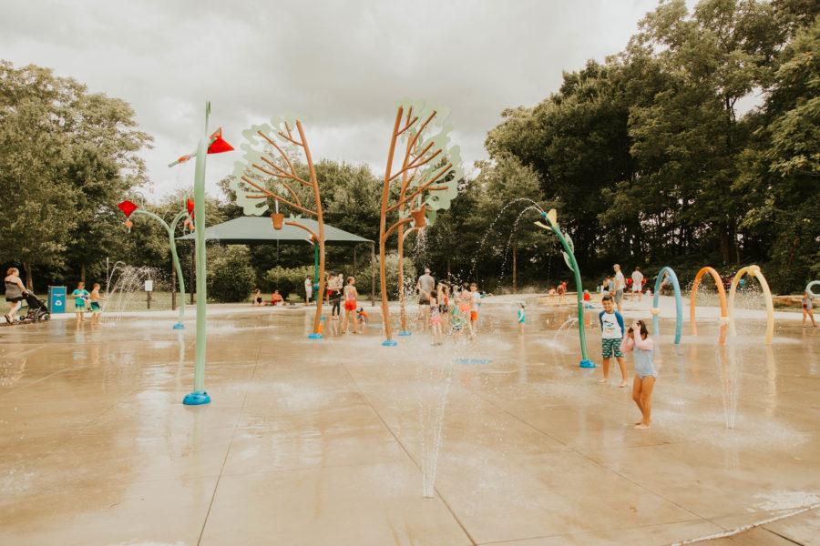 6th Annual Beat the Heat Recap McFee Park & Splash Pad