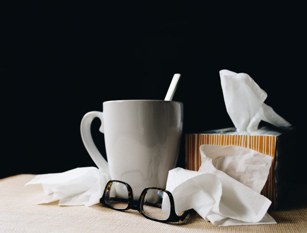 How to Create a Man Flu Survival Kit