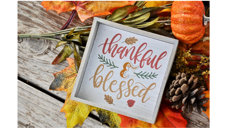 Family Friendly Ways To Teach Gratitude That Double As Holiday Decorations