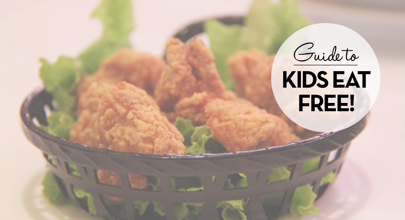 Guide to Kids Eat Free in Knoxville