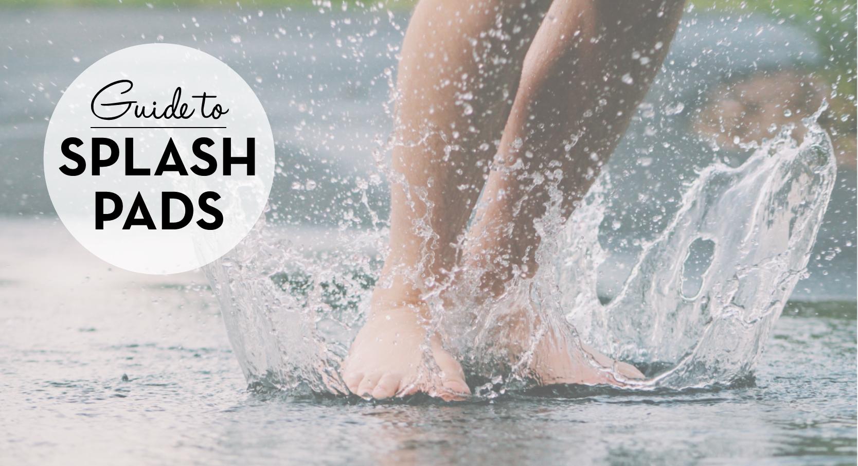 Knoxville Splash Pads