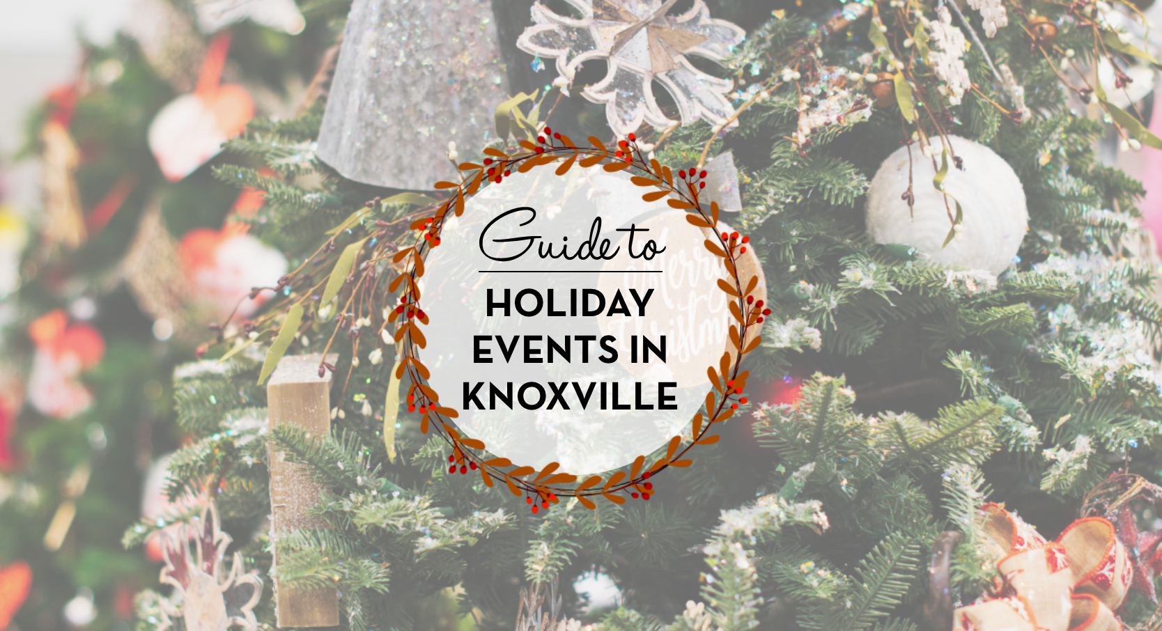 Christmas Events In Knoxville Tn 2020 Knoxville Family Christmas and Holiday Event Round Up