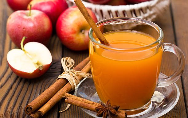 Easy Crockpot Apple Cider