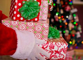 What Does Santa Bring?