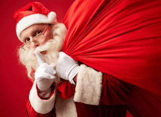 Why We Don't Celebrate Santa With Our Kid