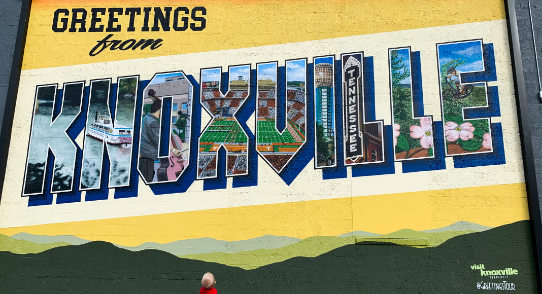 Family Fun: Knoxville Mural Scavenger Hunt