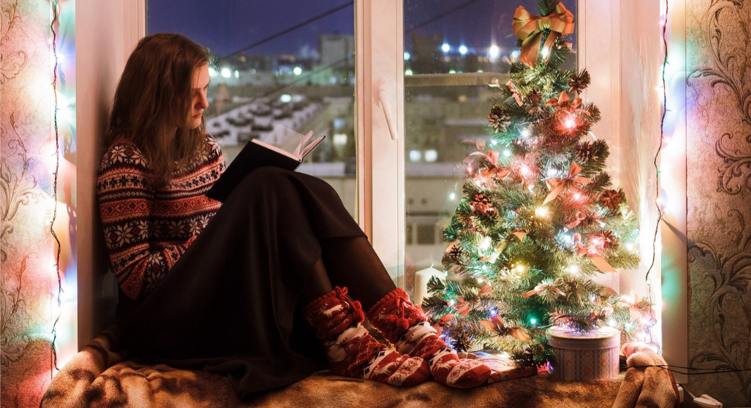 Confessions of an Extroverted Introvert at Christmastime