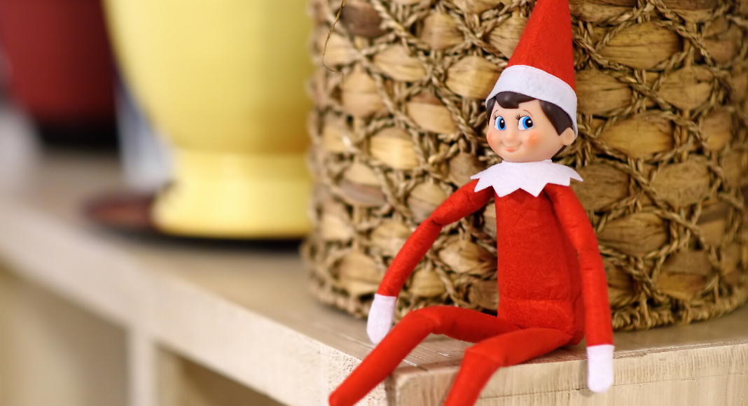 The Elf Is On Our Shelf