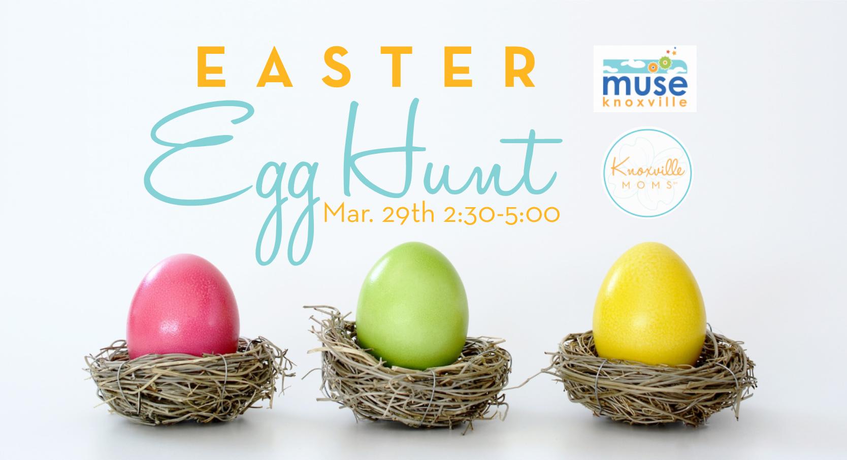 Easter Egg Hunt Knoxville Moms