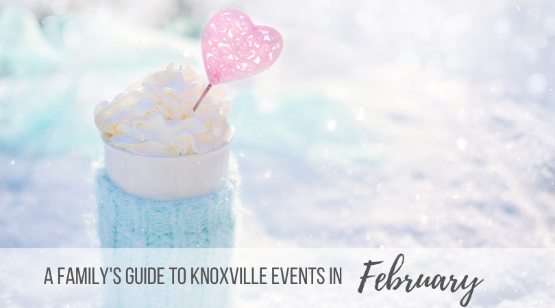 Knoxville Family Events February