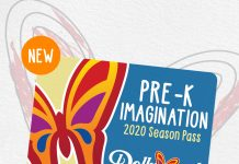 Pre-K Imagination Season Pass