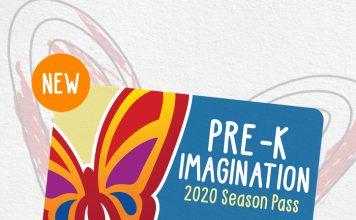 Pre-K Imagination Season Pass