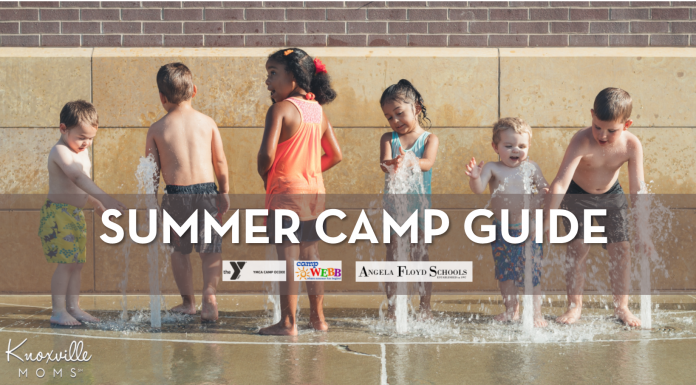 Knoxville Summer Camp Guide Centered