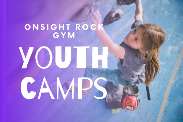 Onsight Rock Gym Summer Camps