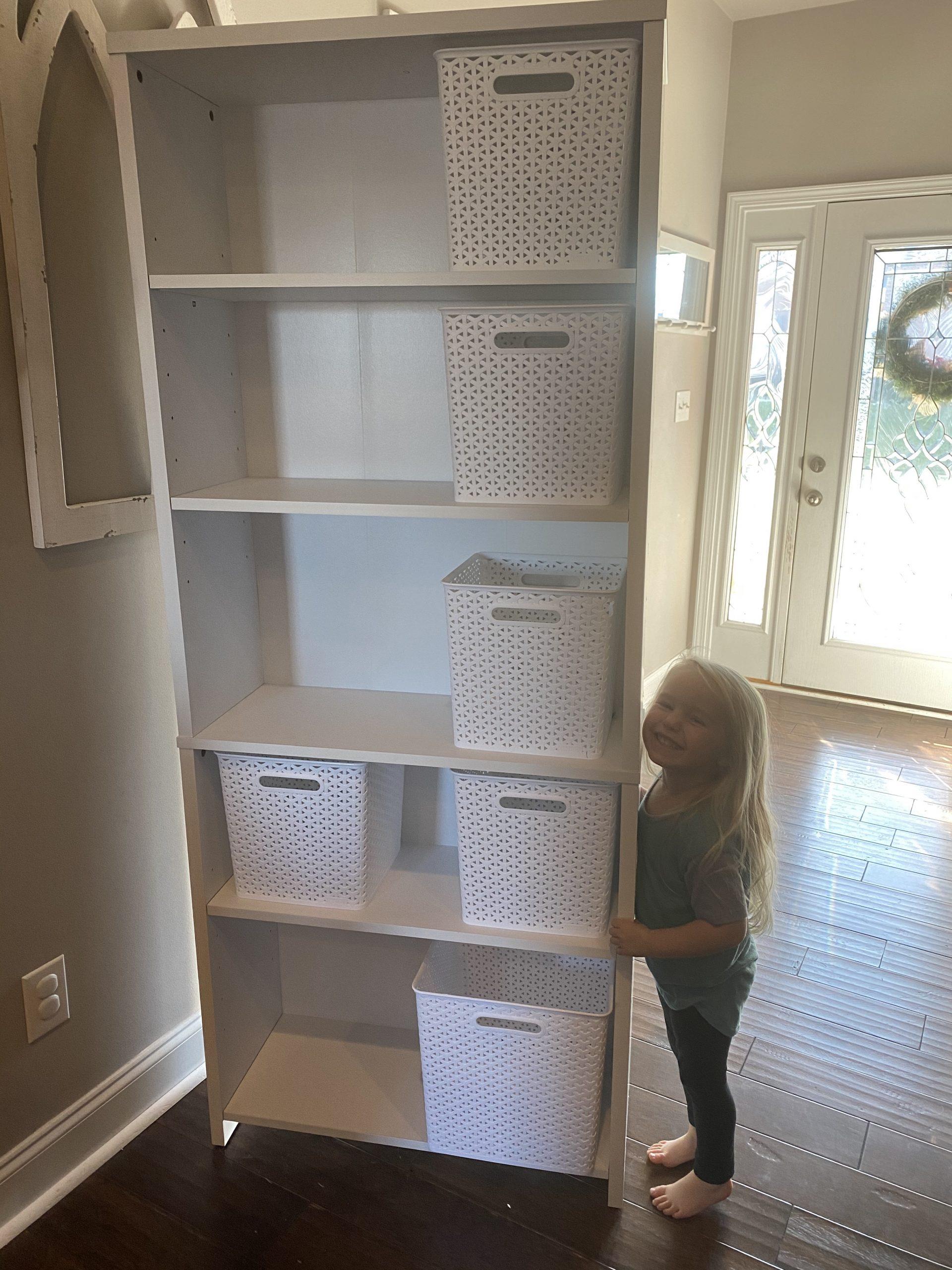 lillian bookshelf