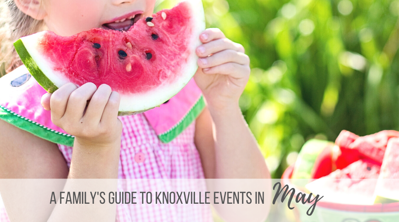 Knoxville May Family Events