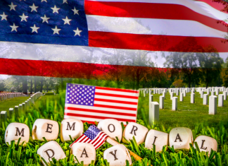 For Our Family, Memorial Day Weekend is More Than a Holiday