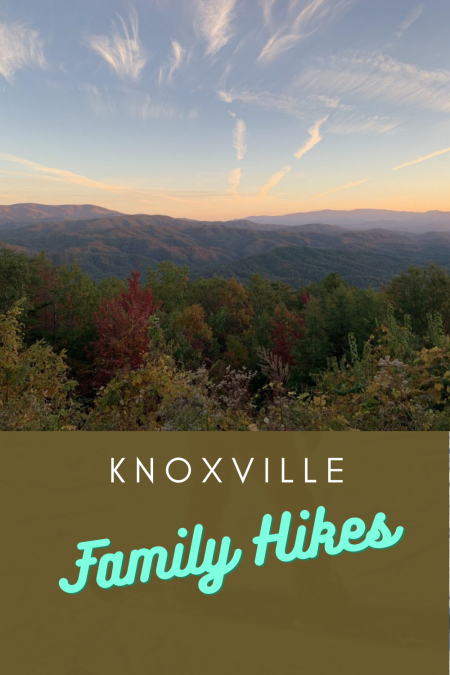 Knoxville and East Tennessee Family Hikes