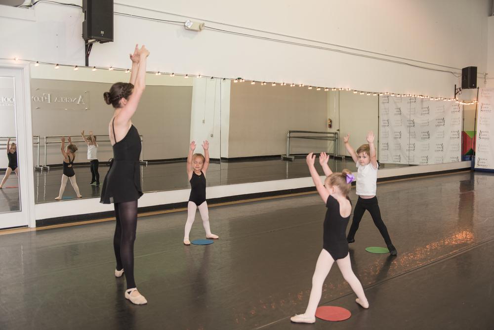AFS Dance Class