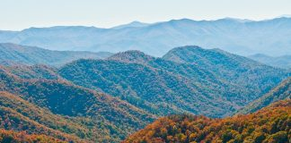 East Tennessee State Parks