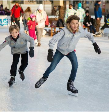 Knoxville Ice Skating