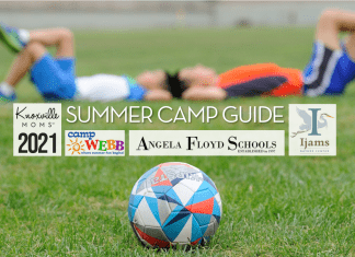Knoxville Moms Knoxville Summer Camp Guide