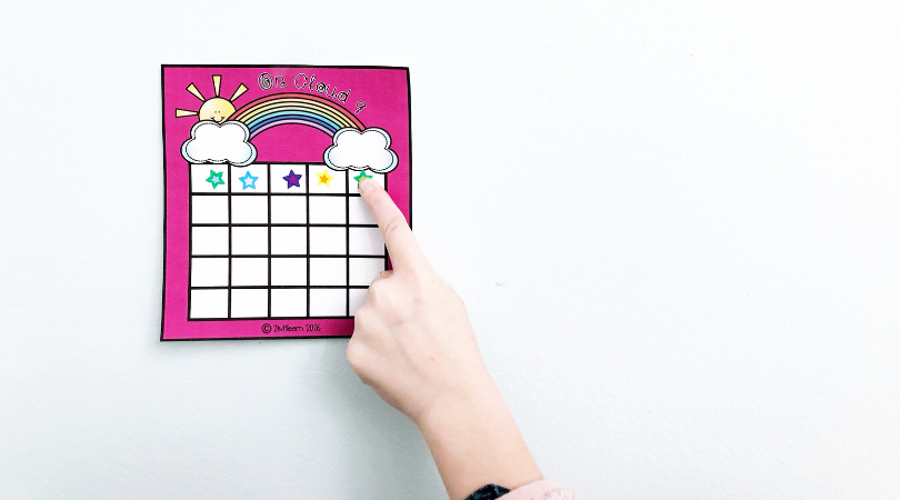 How To Use a Sticker Chart That Actually Works