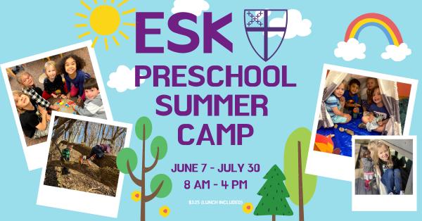 ESK Preschool Camps
