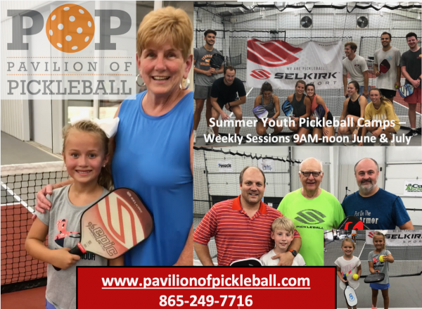 Pavilion of Pickle Ball