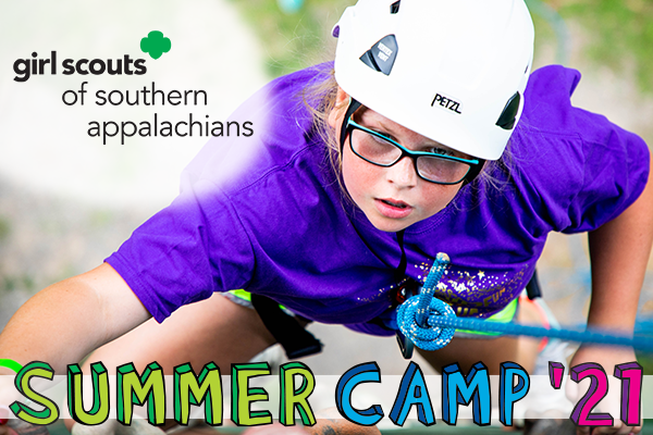 Knoxville Girl Scout Summer Camp