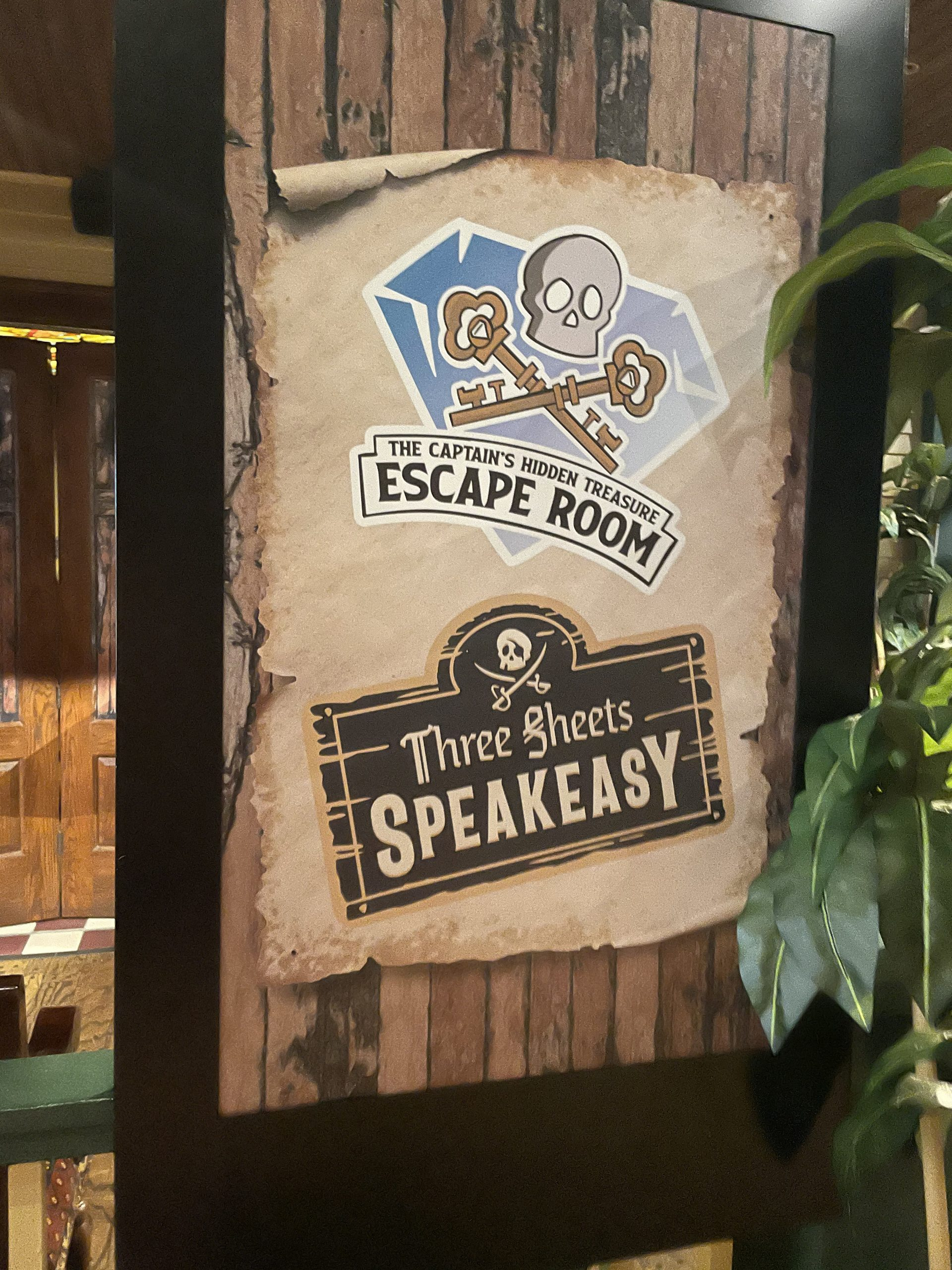 Escape Room at Opryland