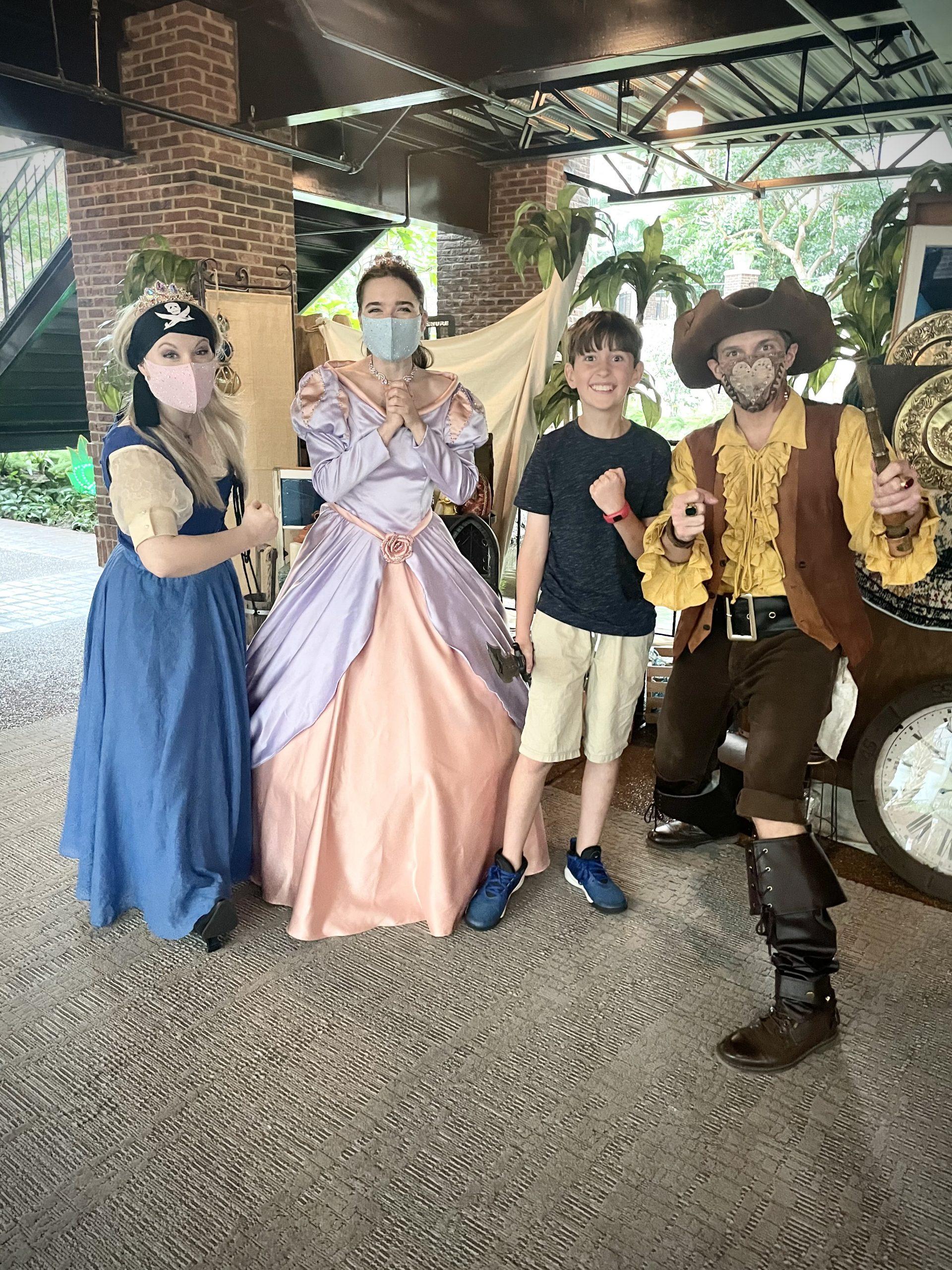 Princess and Pirate Academy